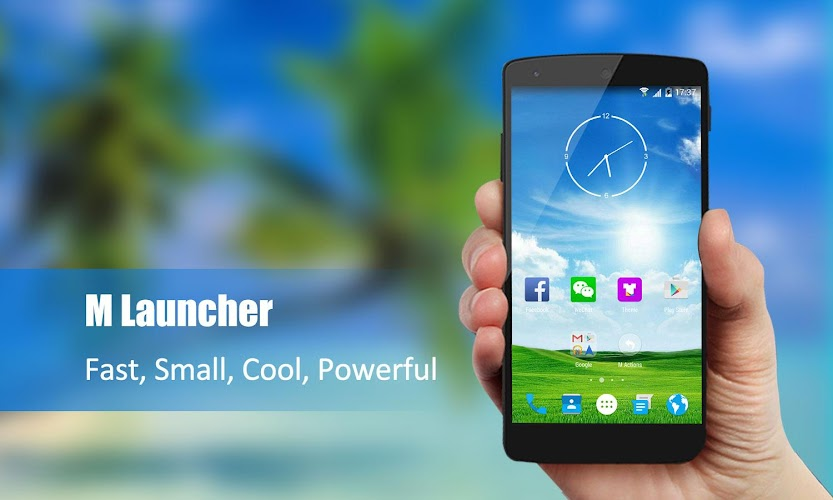 M Launcher - Android M Launcher Premium v1.9