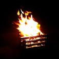 bonfire sound icon