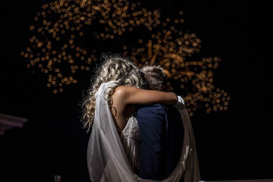 Bröllopsfotograf Nikos Anagnostopoulos (NikosAnagnostop). Foto av 16.04.2019