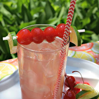 Adult Cherry Limeade.