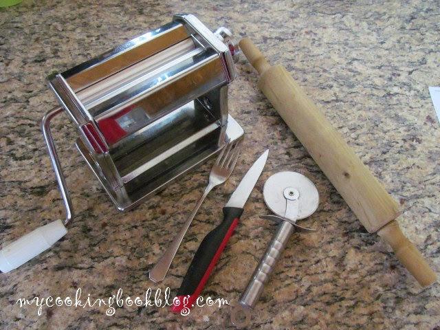 инструменти за работа с тесто