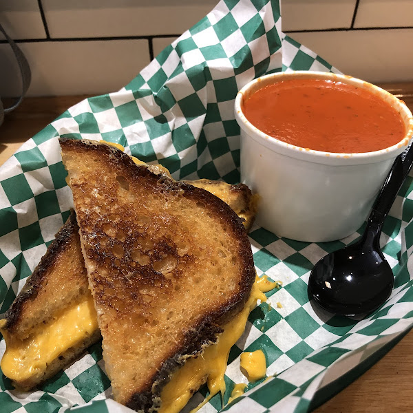 Photo from Everdine's Grilled Cheese Co.
