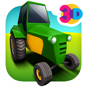 Трактор Ферма Паркинг