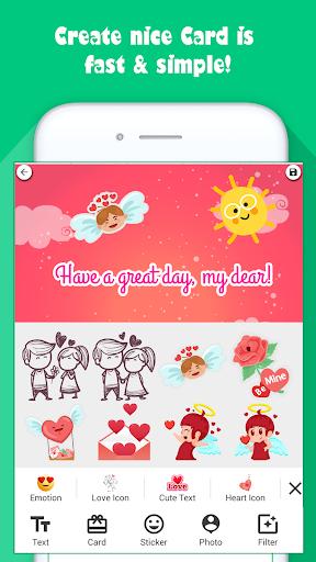 PC u7528 Creative Card: Make greeting e-card 2