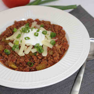 Crockpot Chili Without Beans Recipes.