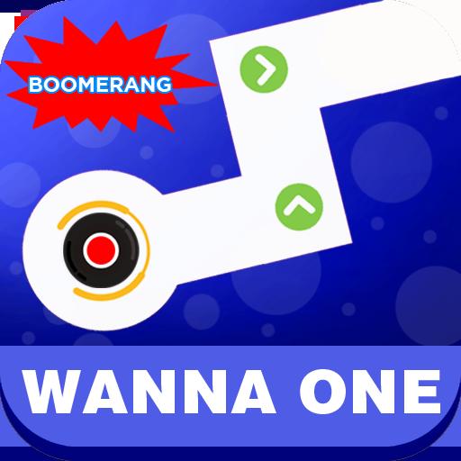 Wanna One Dancing Line: Music Dance Line Tiles