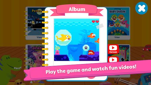 Pinkfong Spot the difference : Finding Baby Shark 2.5 screenshots 5