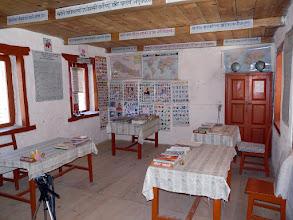 Photo: Die Schule von Chimang...