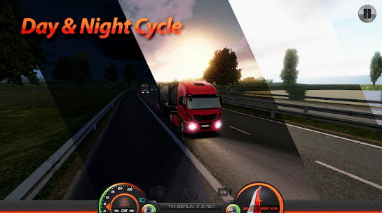 Truck Simulator : Europe 2 MOD Apk (Unlimited Purchases) 3
