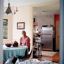 Photo: title: Nolan Thompson, Auburn, Maine date: 2011 relationship: friends, art, met through art world Portland years known:15-20