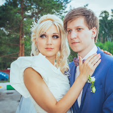 Wedding photographer Sergey Krivopuskov (krivopuskov). Photo of 20.07.2015