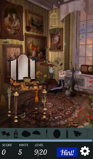 Hidden Object - Art World 1.0.13 screenshots 5