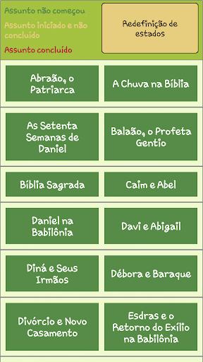 玩免費益智APP|下載Aprendendo a Bíblia app不用錢|硬是要APP