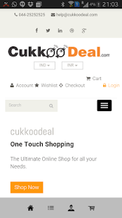 Cukkoodeals- screenshot thumbnail