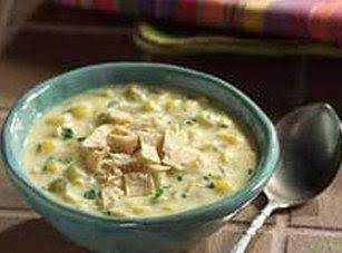 Southwest Cheese Soup Recipe