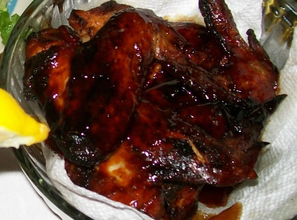 Mexican Chocolate Wings Recipe