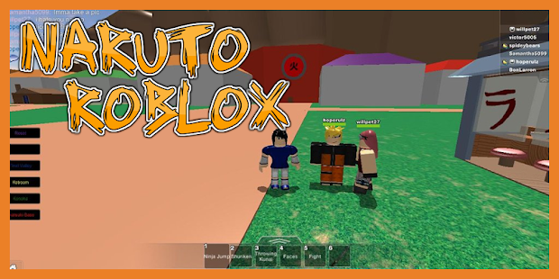 New Naruto Roblox Guide - náhled