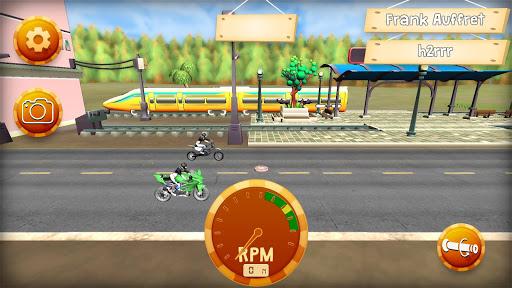 Code Triche Drag Bikes Online  APK MOD (Astuce) screenshots 3