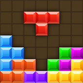 Brick Puzzle of Tetris