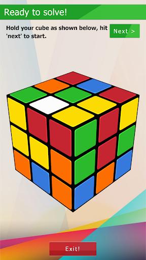 3D-Cube Solver 1.0.2 screenshots 5