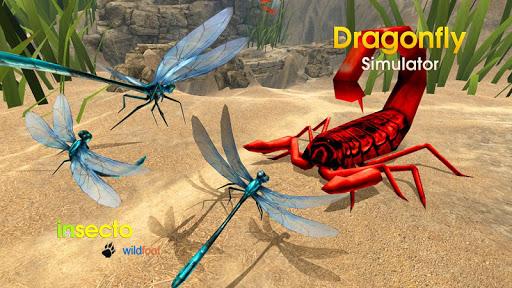 Dragonfly Simulator