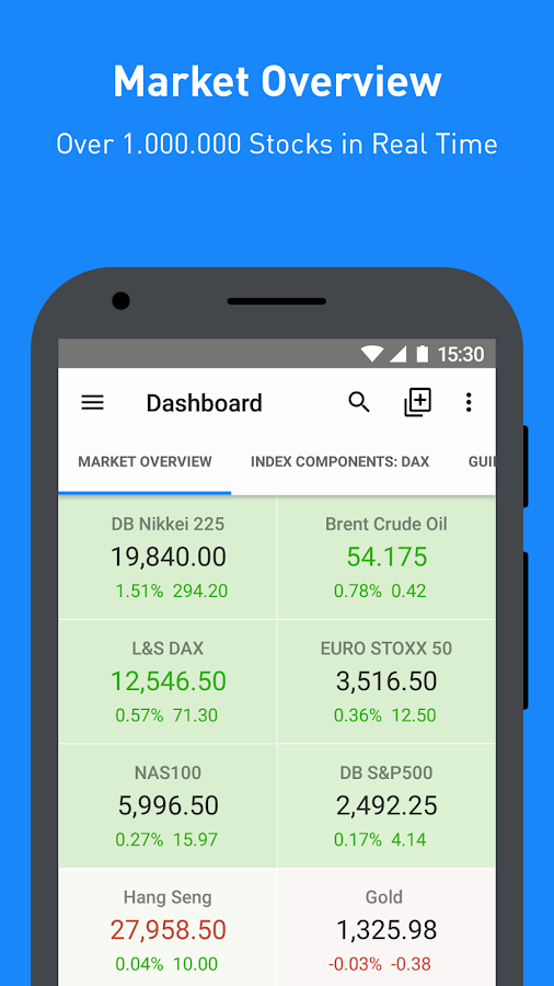 Guidants – Stocks & News- screenshot