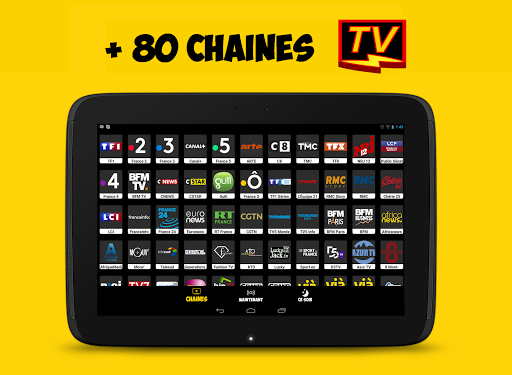 TNT Flash TV screenshot 4