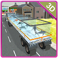 Transporter Truck Sea Animals
