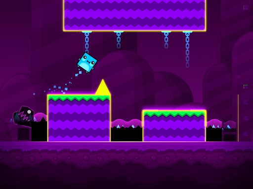 Geometry Dash World screenshot 6