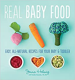 Real baby food by Jenna Helwig