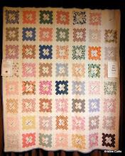 """Photo: #39-antiques, Louise Dukes, """"Memory Quilt"""""""