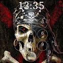 Skull Lock Screen icon
