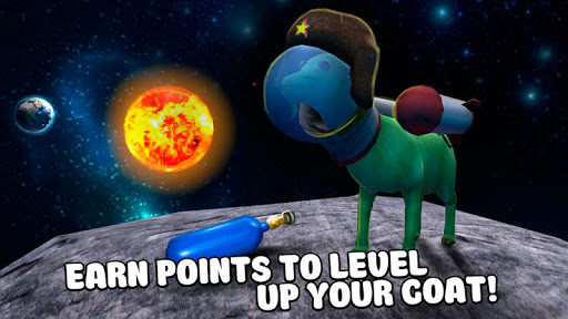 Space Goat Simulator 3D|玩動作App免費|玩APPs
