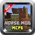 TOP Horse Mod for MCPE icon