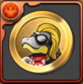 クローズコラボメダル【金】