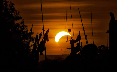 Solar Eclipse 2012  by Charles Brooks - News & Events Weather & Storms ( chile, valdivia, solar, los rios, sun, eclipse )
