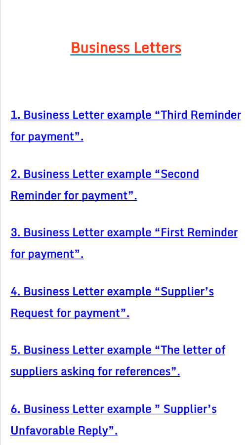 English letter writing android apps on google play english letter writing screenshot spiritdancerdesigns Gallery