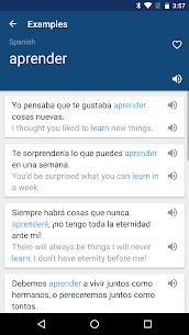 Spanish English Dictionary & Translator Free 8.16.0 APK Mod Updated 2
