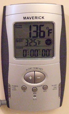digital oven thermometer