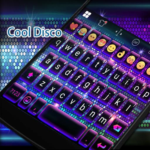 Cool Disco Eva Keyboard -Gifs 遊戲 App LOGO-硬是要APP