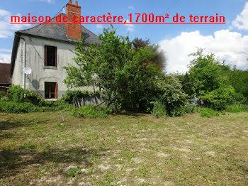 maison à Chaumussay (37)