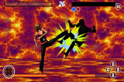 Kung fu Ninja Street Fighter