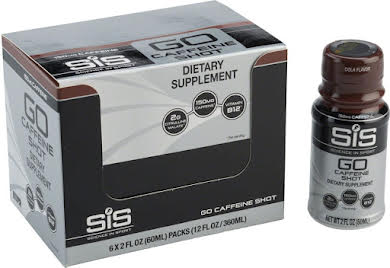 Science In Sport GO Caffeine Shot, Box of 6 alternate image 0