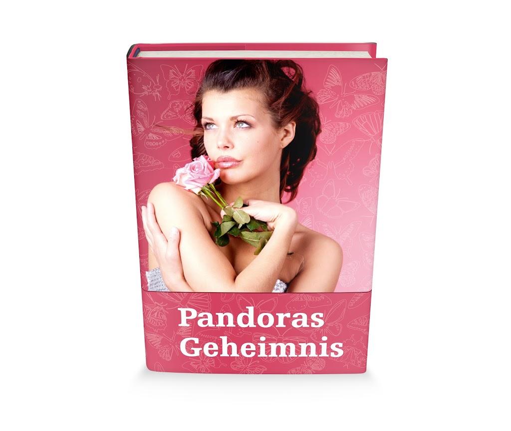 Pandoras Geheimnis Ebook Cover