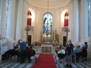 Photo: Pałacowa kaplica w Kozłówce