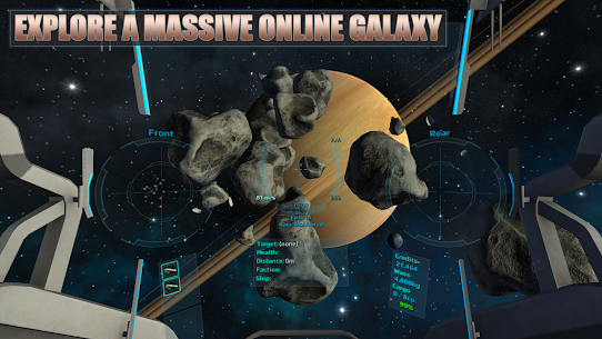 Vendetta Online HD – Space MMO 4