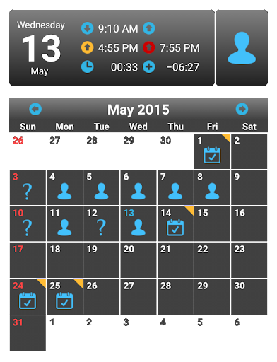 TimeAgent - Worktime Monitor