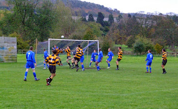 Photo: 11/11/06 v Mursley United (Spartan South Midlands League Division 2 Cup 2nd Round) 2-0 - contributed by Paul Sirey