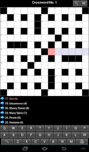 Crosswords II- screenshot thumbnail