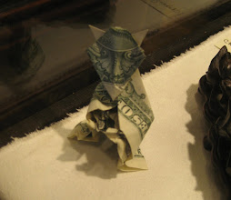 Photo: US$  Origami